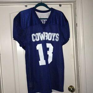 Cowboys jersey RUDD 13 navy/white size L